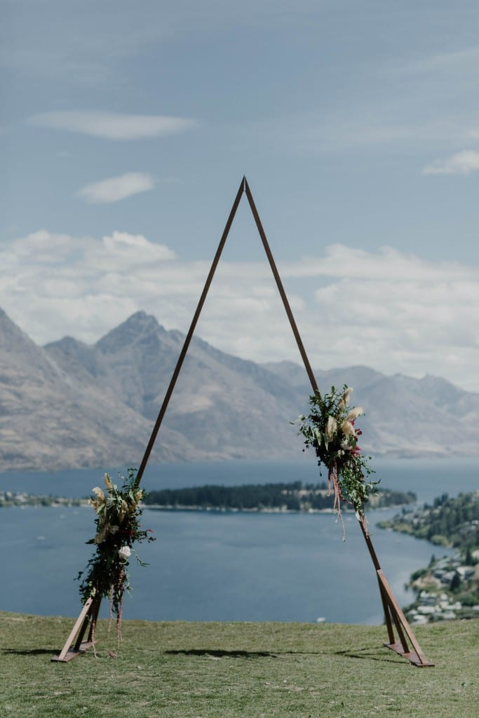 Kaye + Edwards Queenstown Wedding | One Fine Day