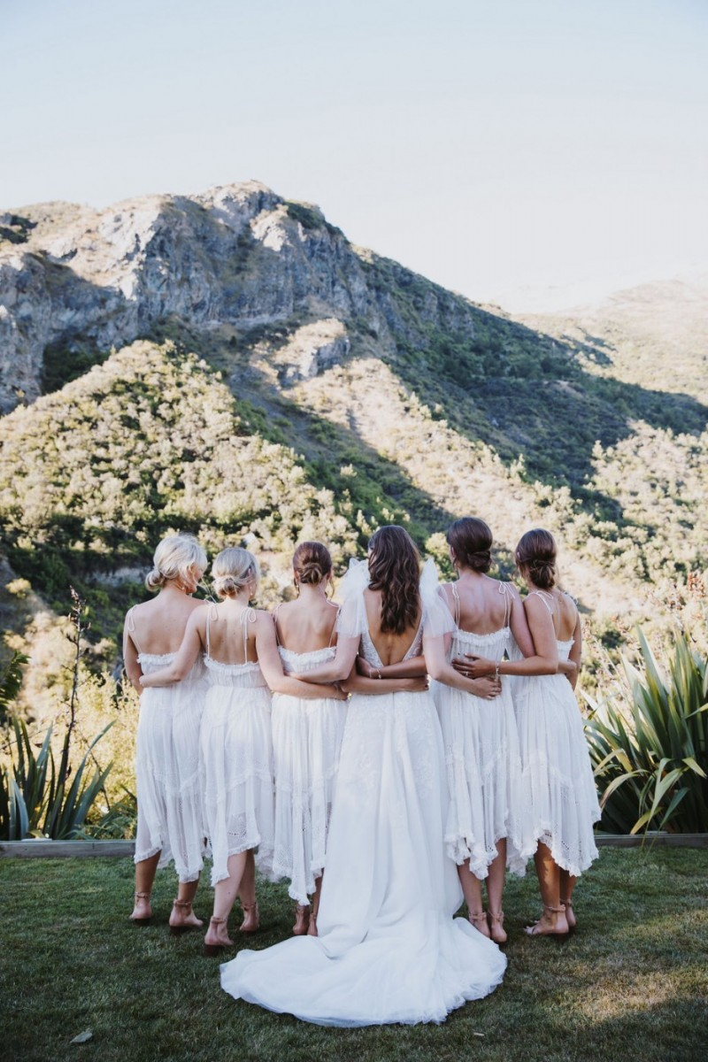 Pippa's bridal party | One Fine Day