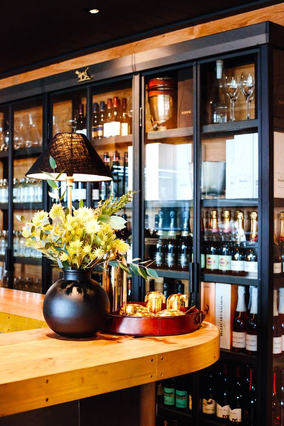 Beautiful wine bar interior - Queenstown Dining | One Fine Day
