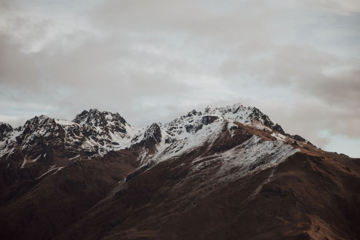 Queenstown mountains | One Fine Day