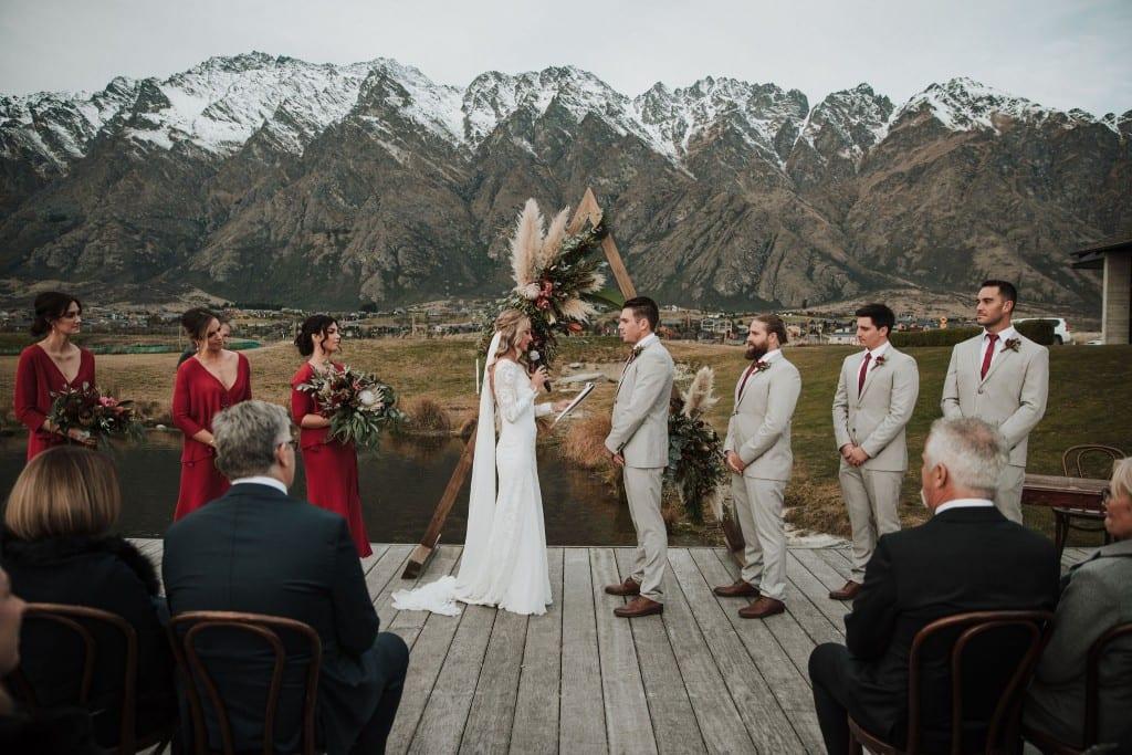 Queenstown wedding | One Fine Day
